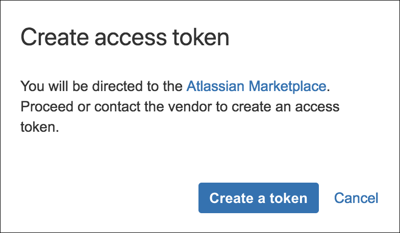 Create an Access token
