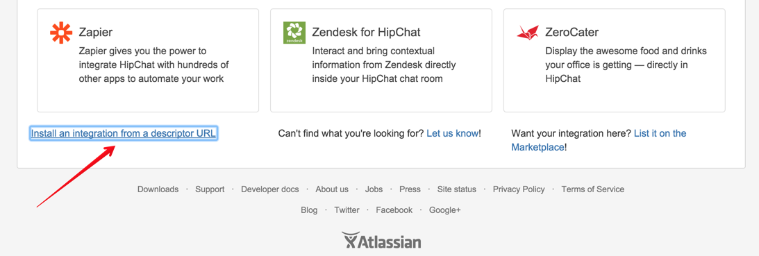 Getting started with atlassian-connect-express